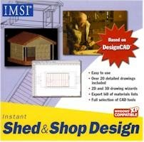 INSTANT SHED AND SHOP DESIGN by Grade-A