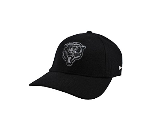 つづりの間で住所New Era 49 Forty NFL Chicago Bears帽子EK Nealon 4940ブラックメンズフットボールキャップ