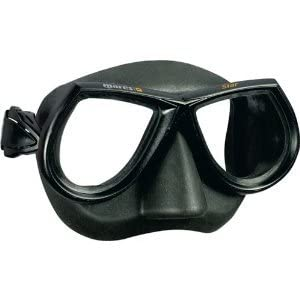 Mares Star - Gafas de Buceo Unisex, Color Negro, Talla Adulto