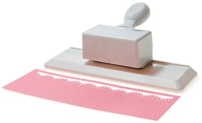 Martha Stewart Edge Punch-Doily Lace *** Product Description: Martha Stewart Edge Punch-Doily Lace. Ek Success-Martha Stewart Edger Punch. Create Beautiful Borders; Edges; Tags And Much More With These Creative Edge Punches. Punched Designs Measu ***