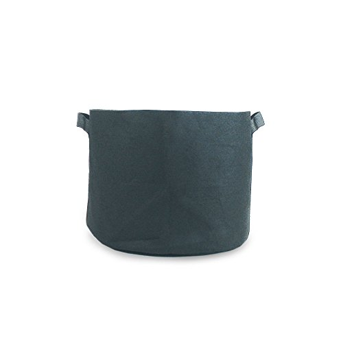 100-Pack Phat Sacks 1-Gallon Fabric Grow Pot (100 Pots) by HTG Supply