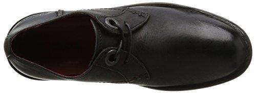 Kickers Vikang - Zapatos de Cordones hombre negro - negro