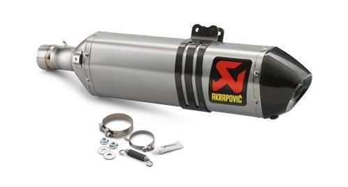 KTM Akrapovic Slip-On Silencer 690 ENDURO R /SMC