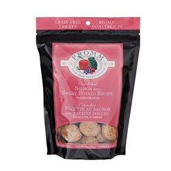 Fromm Four-Star Salmon with Sweet Potato Dog Treats, 8-Ounce Bag