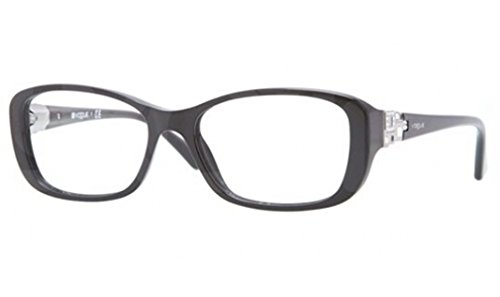 Vogue VO2842B Eyeglasses-W44 Black-53mm