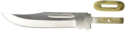 "Knife Blanks 0S34 8 3/8"" Stainless Clip Point Blade"