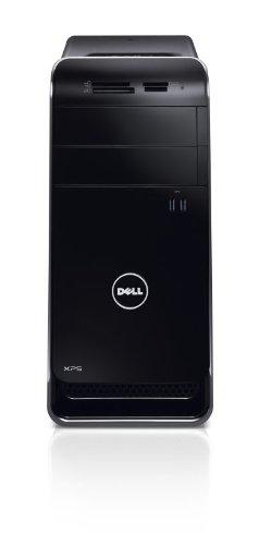 Dell XPS X8500-4726BK Desktop (3.1 GHz Intel Core i7-3770 Processor, 12GB DDR3, 2TB HDD, Windows 7 Home Premium) Black