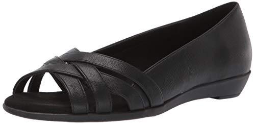 Aerosoles A2 Women's Fanatic Shoe, Black, 7 M US