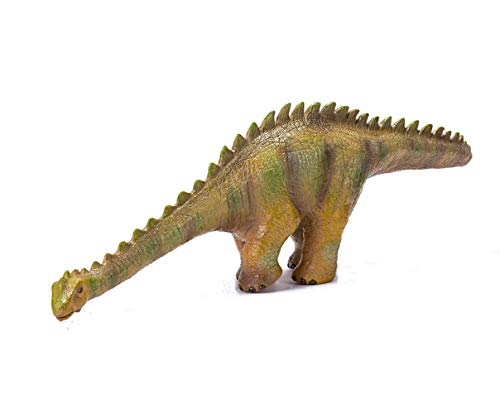 RECUR Alamosaurus Dinosaur Model Action Figure Toy Prehistoric Animal, 14.8inch Educational Plastic Dino World Toys Birthday Gift for Kids Boys Collectors,Authentic Jurassic World Replica, Soft PVC