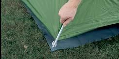 Tent Saver Floor (Eureka Large Rectangular Floor Saver)