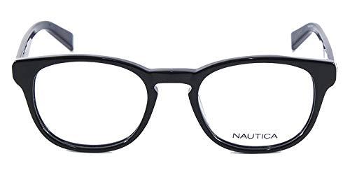 Óculos De Grau Nautica N8107 Preto
