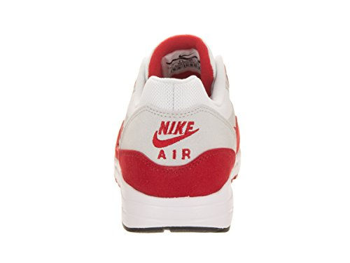 Nike Womens Air Max 1 Ultra 2.0 Le White / University Scarpe Da Corsa Rosse 6.5 Donne Us