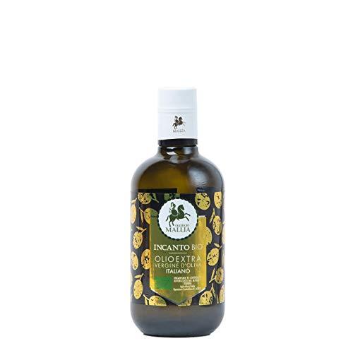 Oleificio Mallia – Extra Virgin Olive Oil bio100% Italian – 500ml – Fresh Harvest 2019/2020 Cold extracted