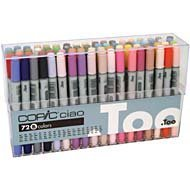 Copic Ciao Marker 72/Set (Copic Set A Ciao Marker Pack Of 72)