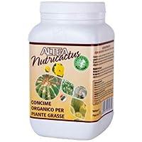ALTEA NUTRICACTUS ABONO ORGÁNICO GRANULADO DE PLANTAS CRASAS