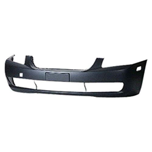 CPP Primed Front Bumper Cover Replacement for 2006-2008 Kia Optima