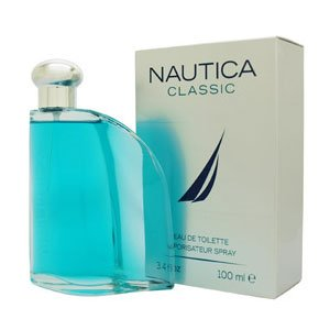 Nautica Classic FOR MEN by Nautica - 1.7 oz EDT Spray