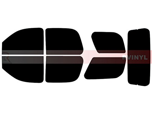 Rtint Window Tint Kit for Chevrolet Tahoe 2007-2014 - Complete Kit - 5%