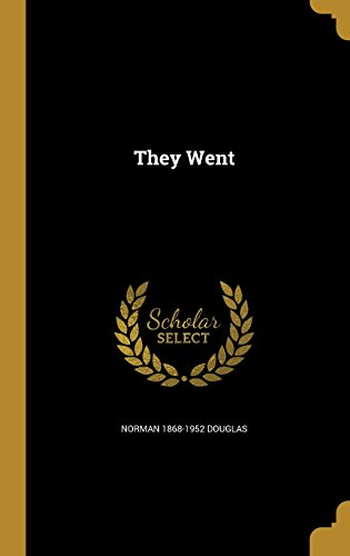 book cover of They Went