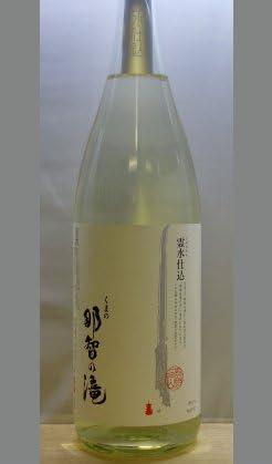 尾崎酒造 那智の滝1800ml