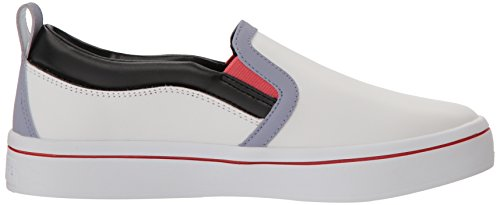 Skechers Kvinders Hi-lite-oppustede Krave Sneaker Hvid Lavendel TdZqD
