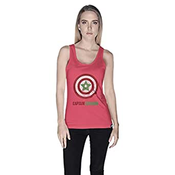 Creo Tank Top For Women - S, Pink