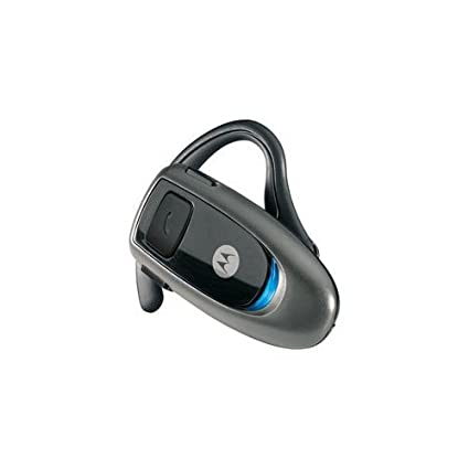 95809183bbc Motorola Bluetooth Headset H350 - Pearl Grey [Motorola Retail Packaging]  (Discontinued by Manufacturer): Amazon.ca: Cell Phones & Accessories
