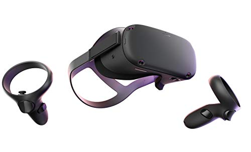 Oculus Quest All-in-one VR Gaming Headset - 64GB (Best Case In The World)