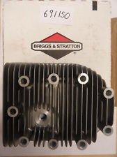 GENUINE BRIGGS & STRATTON- CYLINDER HEAD 691150 Briggs & Statton