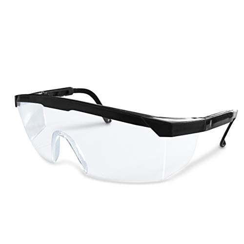 Eye protection must have!