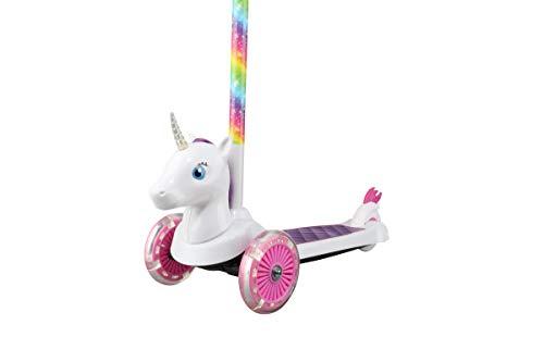 Amazon.com: Sakar 3d unicornio patinete para niños: Sports ...