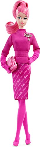 Barbie Proudly Pink BFMC Doll