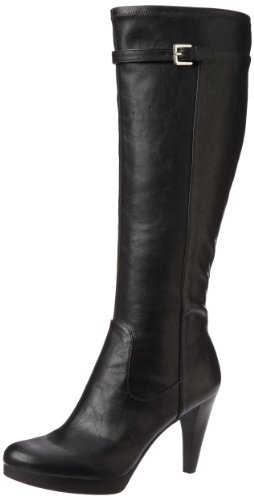 Black Noureen Black Boot Nine Synthetic West Women's 1qnZWwAx4