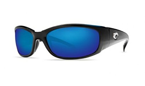 Costa Del Mar Hammerhead Sunglasses, Black, Blue Mirror 580G - Hammerhead Sunglasses Costa