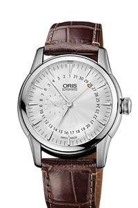 Oris 01 744 7665 4051-07 5 22 70FC Men's Watch Artelier Small Second Pointer Date Automatic (Watch Automatic Oris)