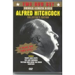 Alfred Hitchcock: Collector's Edition - Thirty-Nine Steps / The Lady Vanishes / The Man Who Knew Too Much / (The Man Who Knew Too Much Dvd)