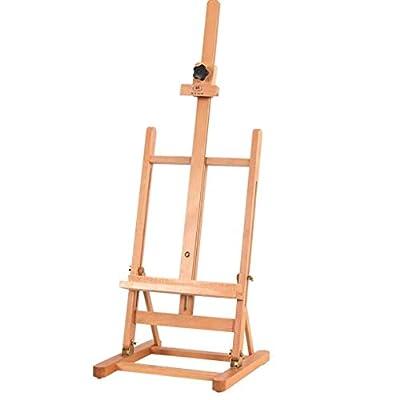 DJSMdjhj Art Landing Large Easel Lifting Adult Children Painting Shelf Oil Watercolor Gouache Sketch Easels Stand