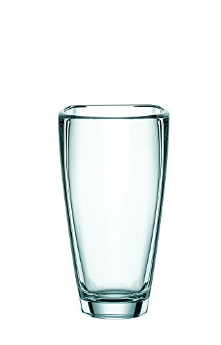 Nachtmann Carre 9.8-Inch Crystal - Stand Vessel Cylinder