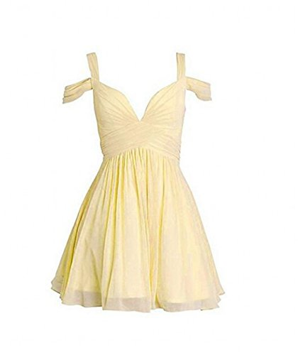 Leader of the Beauty - Vestido - para mujer amarillo amarillo 46