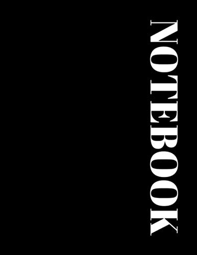 Notebook : Unlined | Plain Notebook | Large (8.5 x 11 inches) | Sketch Unruled Notebook |  Sketch Book | Blank Notebook for Drawing |100 PAGES |3: ... | BLANK | Plain| Large |UNRULED | Notebook