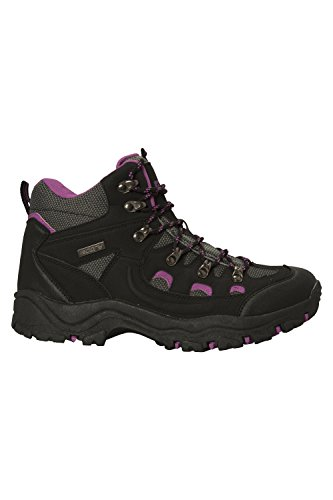 Summer Mountain Ladies Shoes Boots Warehouse Womens Black Adventurer wXqafIrnX