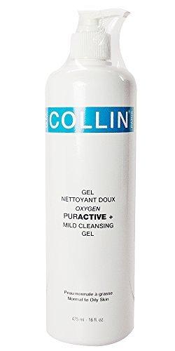 G.M. Collin Oxygen Puractive Plus Mild Cleansing Gel Pro, 16 Fluid Ounce