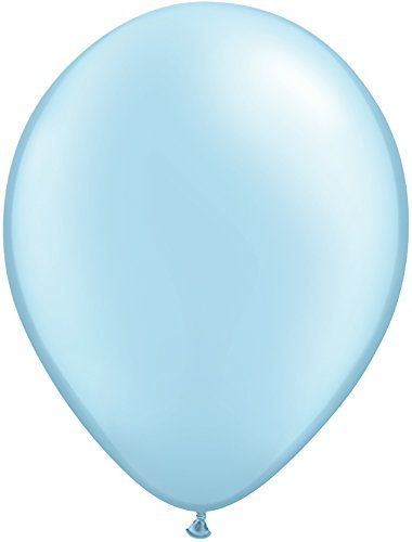 Pioneer Balloon Company 100 Count Latex Balloon, 11