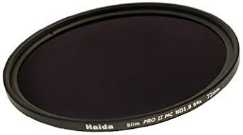 Haida Slim Pro Ii Mc Nd1 8 64x 55 Mm Including Cap Camera Photo