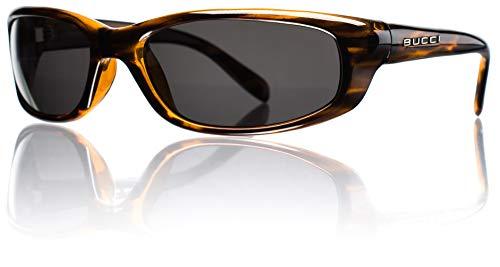 Bucci Sunglasses Barracuda Relic Polycarbonate Polarized (Grey Polarized ()