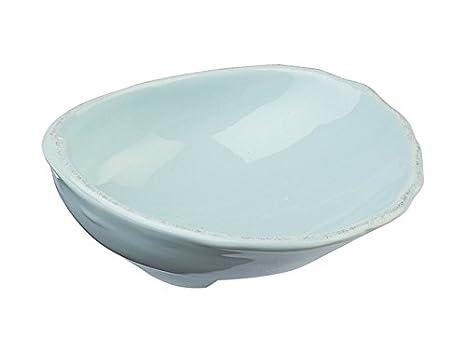 Virginia Casa Ceramiche Prezzi.Virginia Casa Marina 18 Cm Cabina Zuppiera Aqua Ceramica Amazon