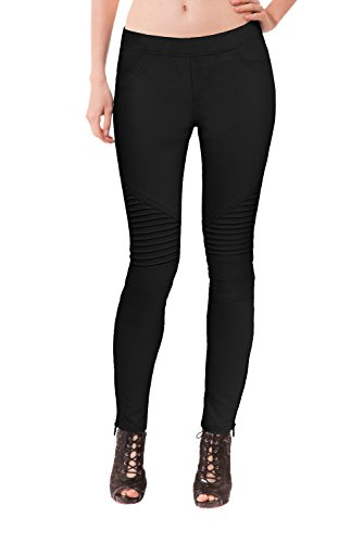 Womens Moto Jeans - 9