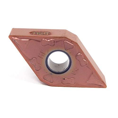 (OKSLO SANDVIK Carbide Turning Insert DNMG 441-MF 1125 (4 Pack))
