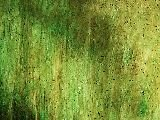 Armstrong Stained Glass Sheet - Green-amber Streaky - 8 X 12 (.67sf)