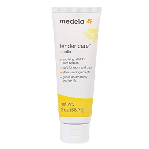 Medela, Tender Care, Lanolin Nipple Cream for Breastfeeding, All-Natural Nipple Cream, Tender Care Lanolin, Offers…